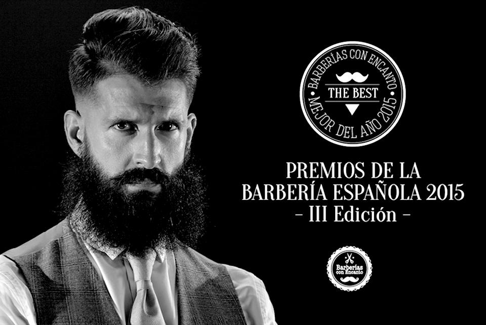 III Edición de los Premios de la barbería Española